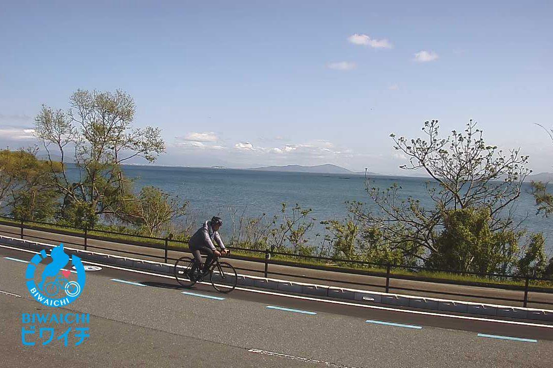 高島市で自動撮影された写真