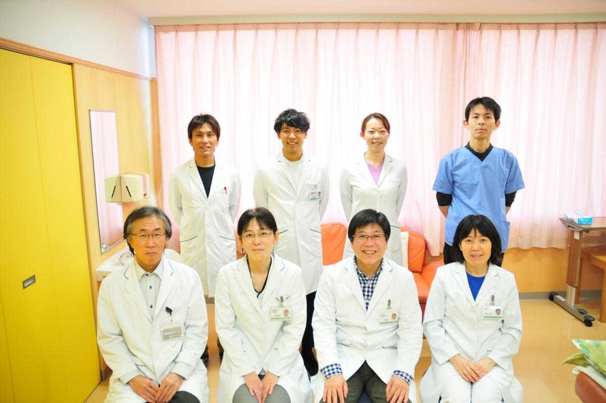 草津総合病院の産婦人科医