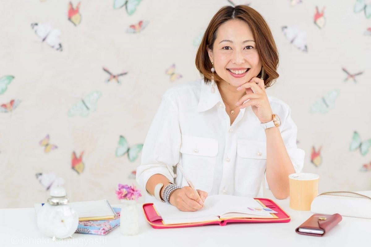 「未来を予約する手帳」を開発した青木さん