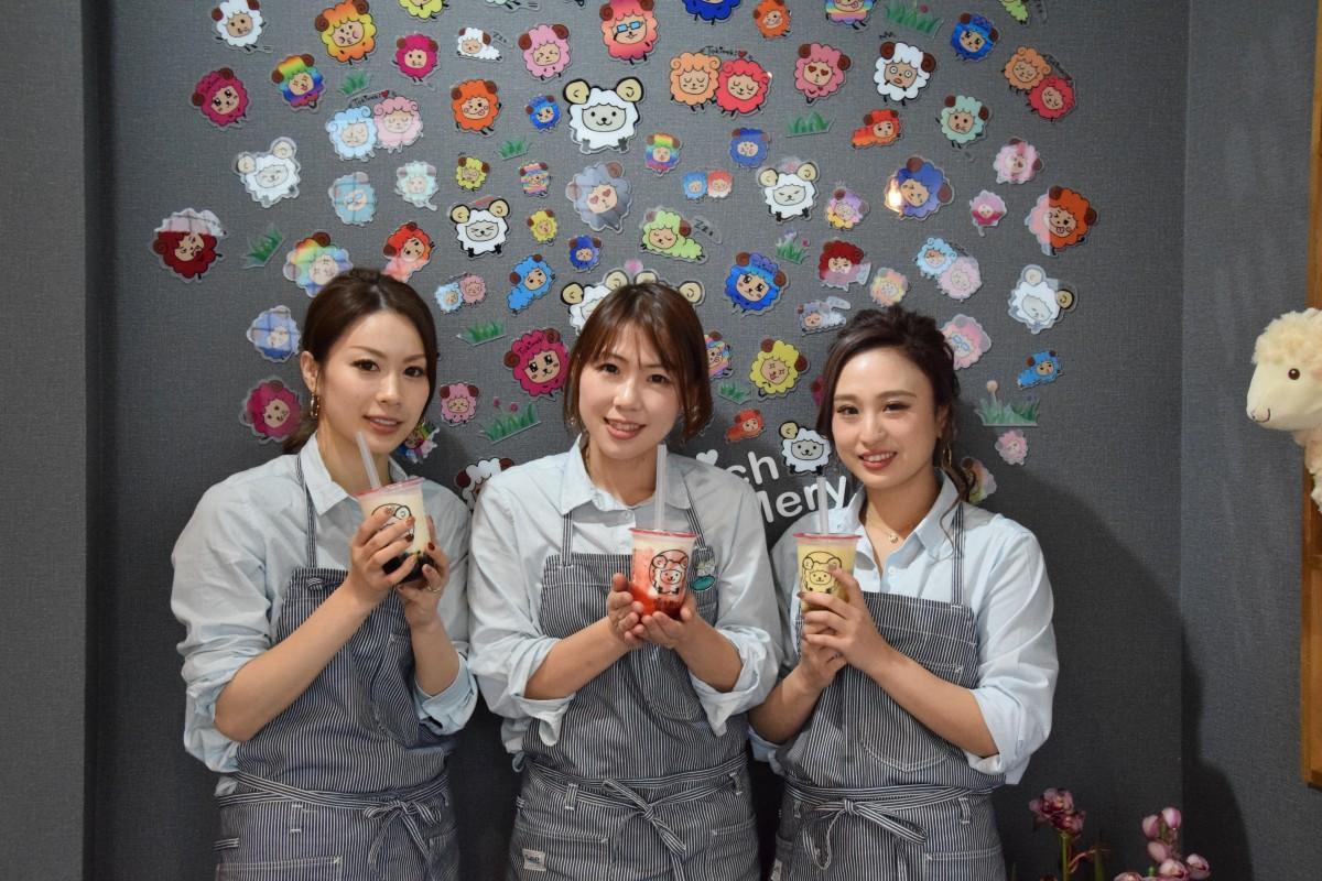 「Rich Mery Tokimeki本店」のスタッフ 楽しい接客が人気
