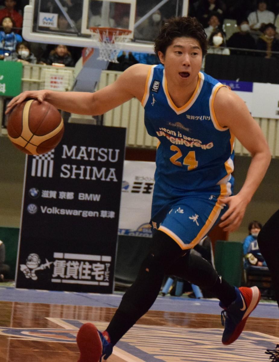 「シックスマン」として途中出場し活躍した高橋選手