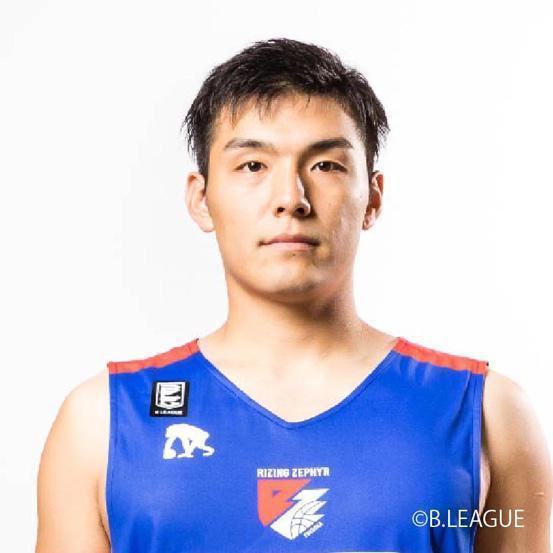 滋賀レイクスターズに加入した村上駿斗選手(写真提供:Bリーグ)