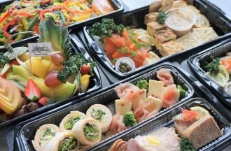 自宅で琵琶湖クルーズ気分 遊覧船ミシガンの料理をテークアウト
