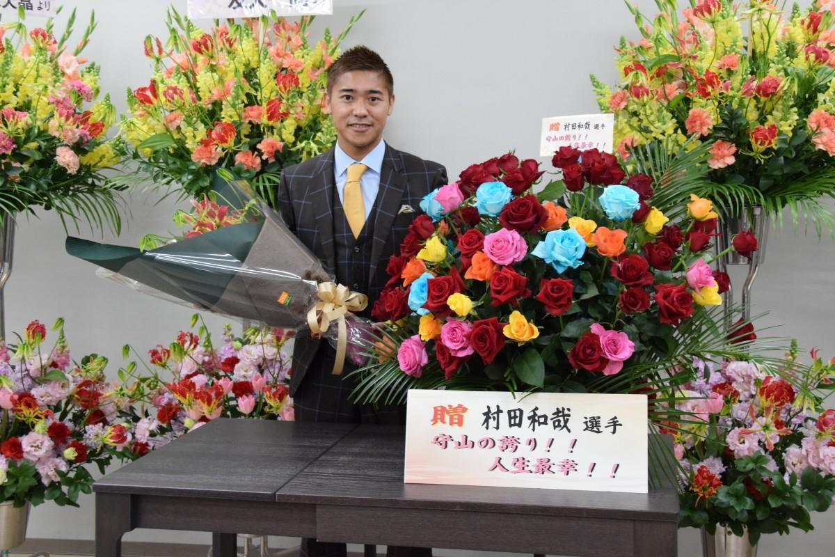 現役を引退し、滋賀県にサッカーチームをつくる村田和哉さん