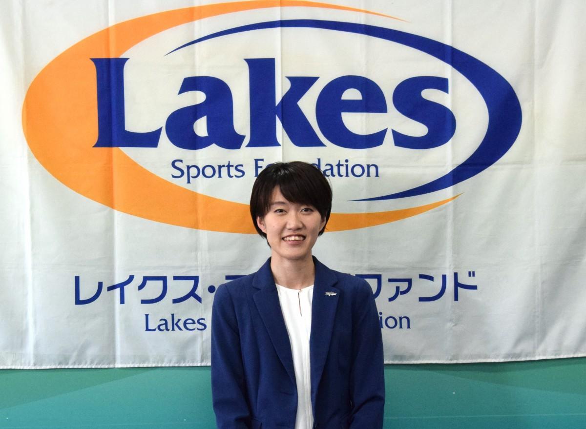 引退を発表した我孫子智美選手
