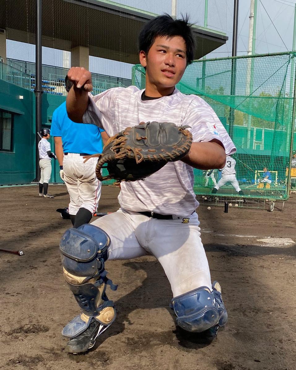 オセアン滋賀ブラックス新加入 滋賀県出身、近江高校卒業の長谷川勝紀選手