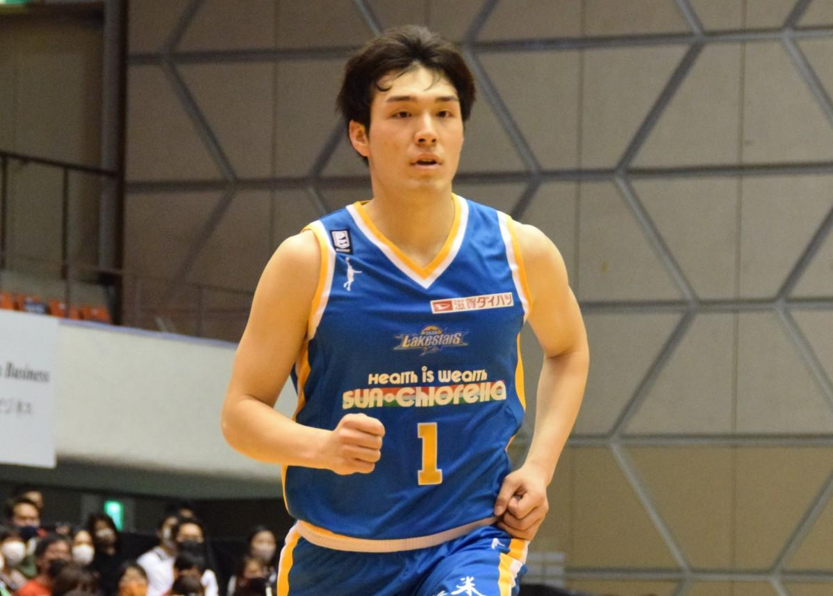 「最後まで諦めずに、僕たちがお手本になれるような姿勢でプレーしていきたい」と諦めない姿を見せた村上駿斗選手