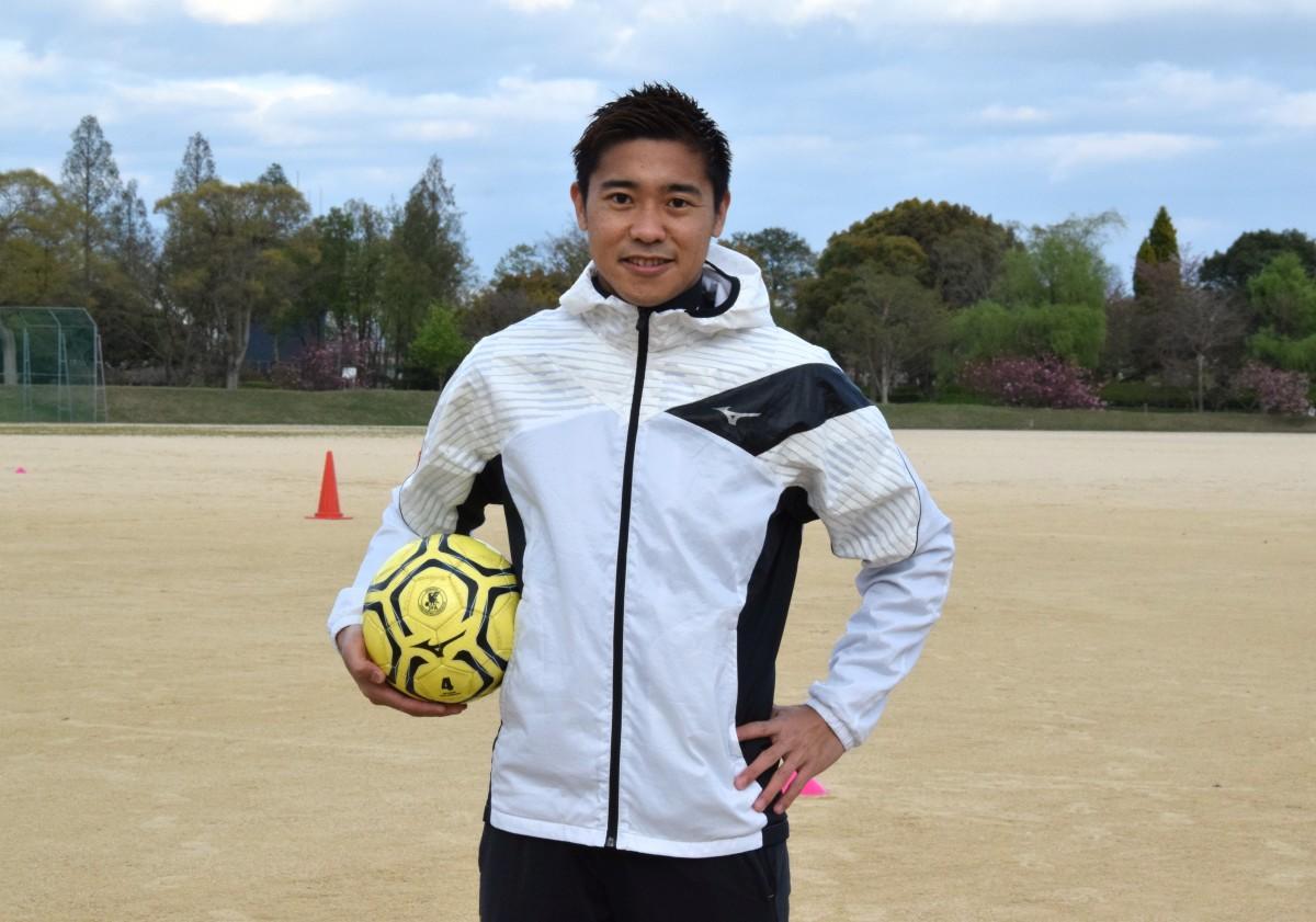 清水エスパルスなどJリーグで活躍した村田和哉さん