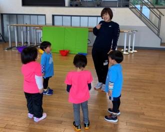 大津で幼児・小学生向け「中西メソッド」運動クラス 「楽しみながら良い姿勢を」