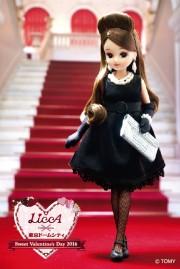 東京ドームシティでバレンタインデーイベント 「LiccA」とコラボ、イベント特別メニューも