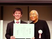文京・後楽で「漬け物レシピ」最優秀作品発表 学生考案の長芋桜漬けが受賞