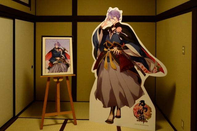 文経の年間PV ランキング1 位は文京区内の「刀剣乱舞」コラボ