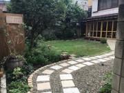 文京・千石の「庭の家のカフェ・ひだまり」で作品展 古民家でつながる縁