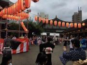 文京・湯島天神で盆踊り 復活した「湯島音頭」今年も