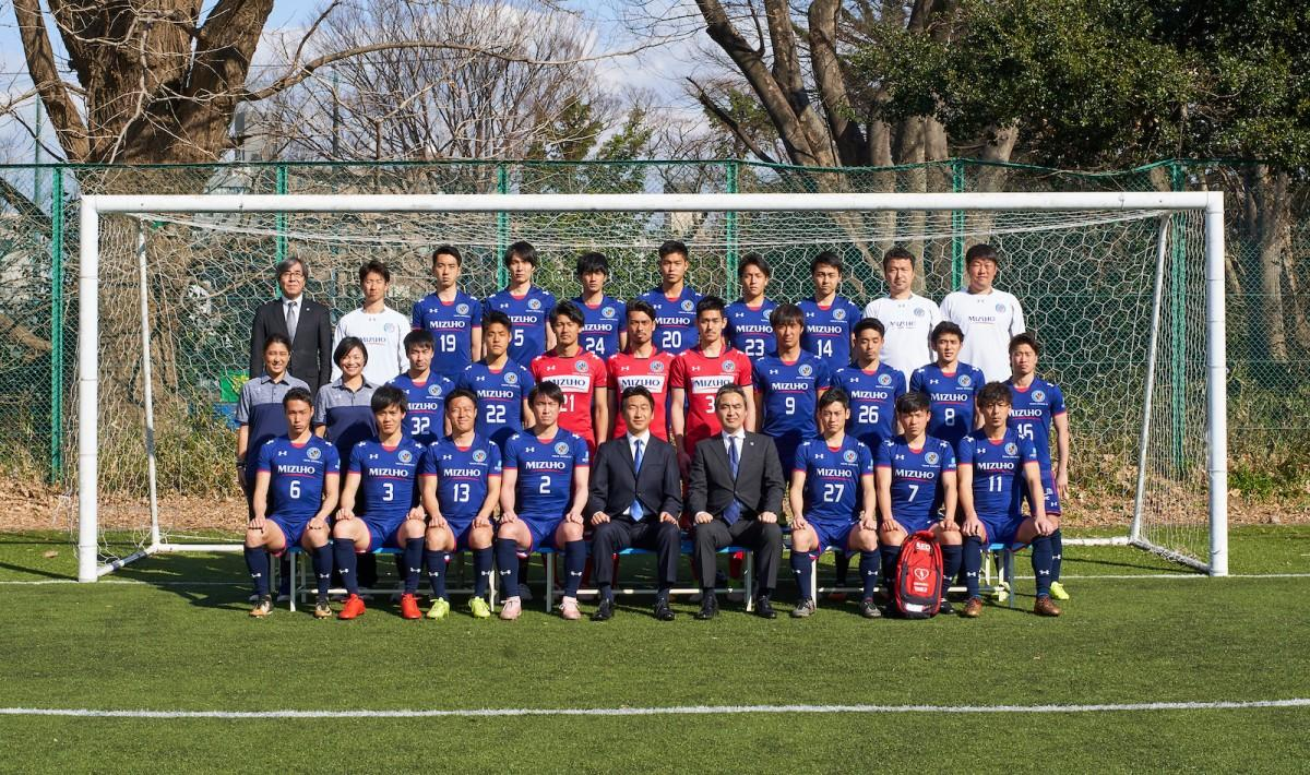東京ユナイテッドFCのメンバー