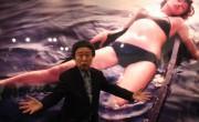 東京ドームシティで「篠山紀信展 写真力」 全国巡回展、最後の開催