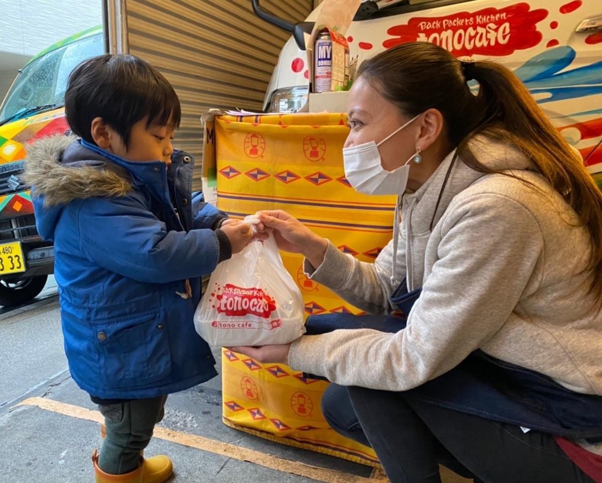 タコライス専門店「トノカフェ」の子ども食堂