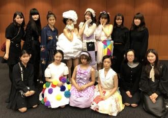 日本女子大で「無観客ファッションショー」 学園祭目玉企画を無観客で