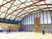 千葉市美浜区にスポーツセンター2施設開館 旧中学校跡地は多目的グラウンドに