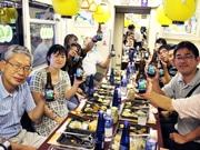 「小笠原島レモンチューハイ列車」千葉都市モノレールが宝酒造とコラボ企画