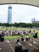 千葉ポートパークで野外フェス「ナッツパーティー」 音楽・ダンス・絵画アートを発信