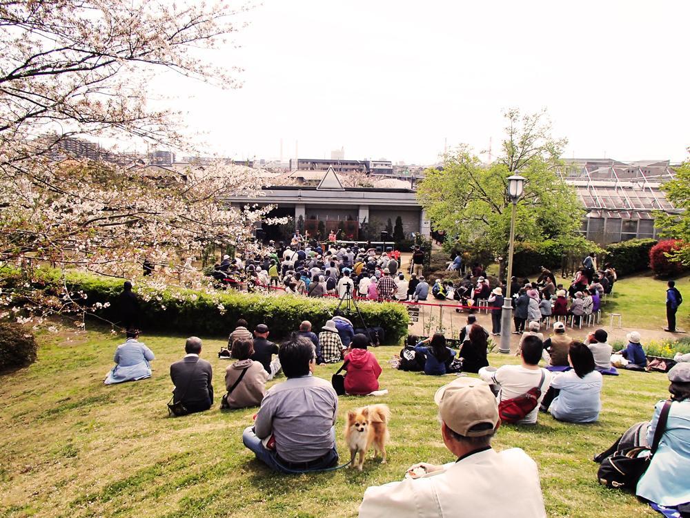 森のガーデンコンサート