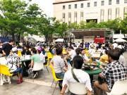 千葉市中央公園で「食」と「音」のコラボイベント 地元アーティストが音楽ライブ