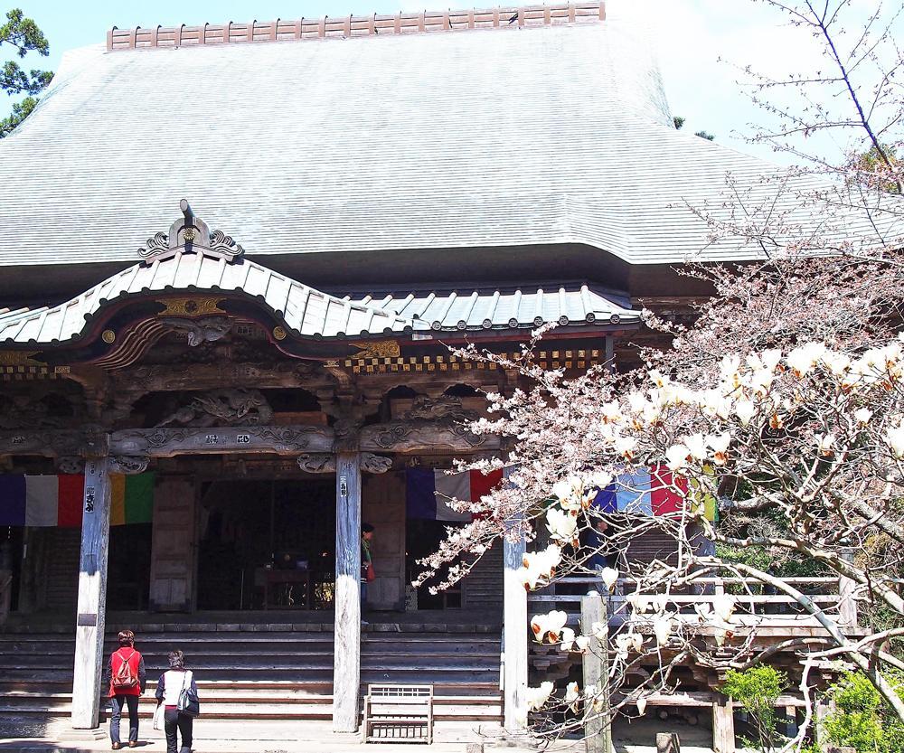 「自分さがし」コースで訪れる「坂東三十二番札所 音羽山 清水寺」