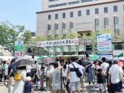 千葉中央公園で「親子三代夏祭り」 2000人参加の「千葉おどり」も