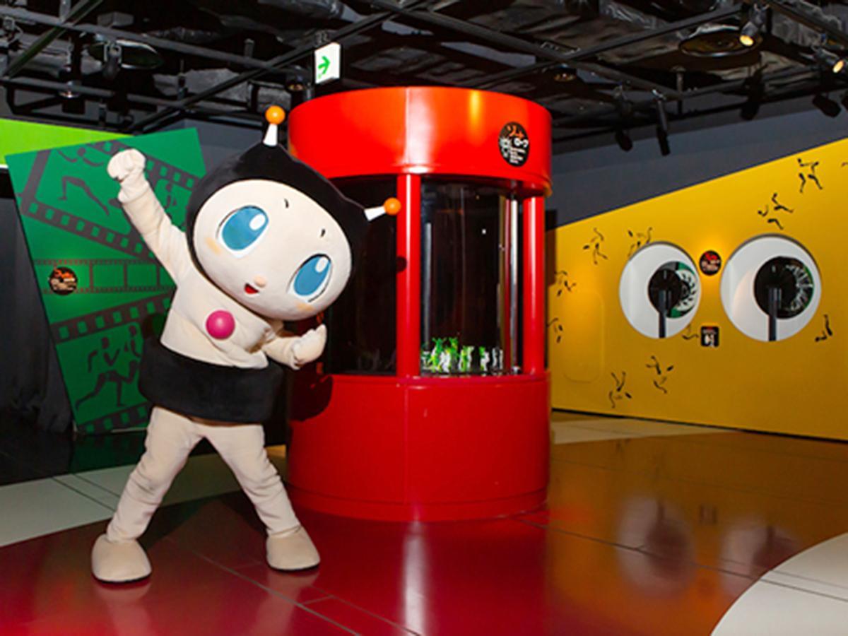 「週刊少年ジャンプ」編集部公認ロボット「ハミィ」