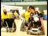 千葉ポートアリーナでウィルチェアラグビー大会 4カ国が対決
