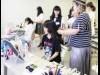 千葉で中高生のための「舞台スタッフ講座」 衣装・ヘアメーク学ぶ