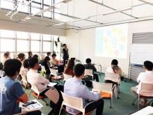 千葉市でライトニングトーク交流会 若者と事業者が起業テーマに親睦図る