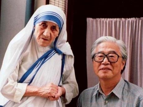 マザー・テレサと沖守弘さん