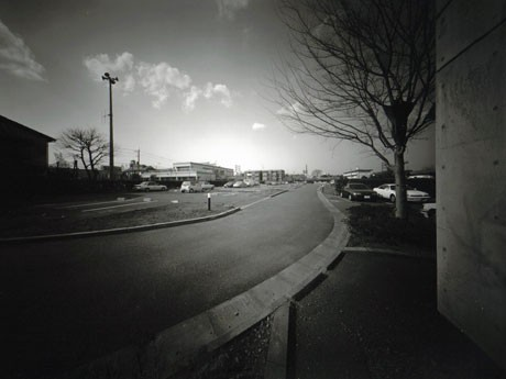 1995年に撮影された仙川・東京アートミュージアム付近の写真 ©田村彰英