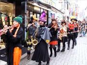 調布・仙川で「トリックオアトリート!」-仮装パレードやゲームも