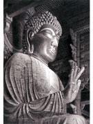調布・仙川のギャラリーで「細密鉛筆画と社寺画の世界」展