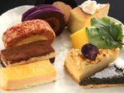 調布パルコに期間限定「野菜ケーキ店」-野菜ソムリエ認定レストランが出店