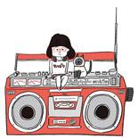 調布パルコでイラストレーター6人がラジオ公開収録-「リハビリ」として企画