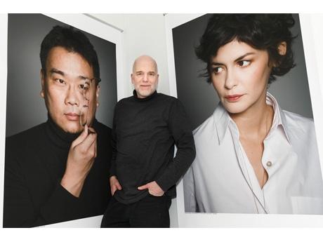 写真家ゲルハルト・カッスナーさんの写真展「ベルリナーレの肖像 2003-2015」