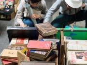 調布・京王閣で「東京蚤の市」 来場者3万4千人、10回目の人気イベント