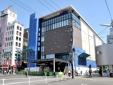 調布駅跡地の大規模商業ビル、施設名は「トリエ京王調布」に テナント72店も発表