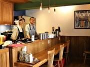調布・つつじヶ丘に山とスキーを愛する軽食喫茶店 モーニングに「禅がゆ」
