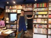 多摩川駅近くにブックカフェ 本もメニューも厳選、店主「お気に入り詰め込んだ空間に」