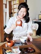 調布・旧甲州街道沿いに自宅カフェ 日本茶と甘酒で「ご近所同士のお付き合い」目指す