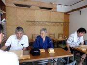 西調布に将棋クラブ プロ棋士ブームに沸く中、99歳の店主が夢実現