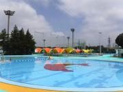 調布市民プールが今季営業開始 スイーツなどのケータリングカー出店も