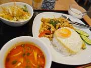 調布・国領にタイ料理新店 タイ人3姉妹の夢実現、「世界で一番おいしい食べ物」も
