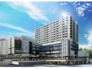 府中駅南口に大型複合ビル「ル・シーニュ」 35年にわたる再開発が完了