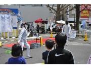 調布で東京五輪に向けサマーフェスティバル 花火80発打ち上げも